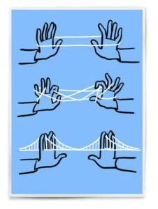 Brooklyn Bridge - Christoph Niemann