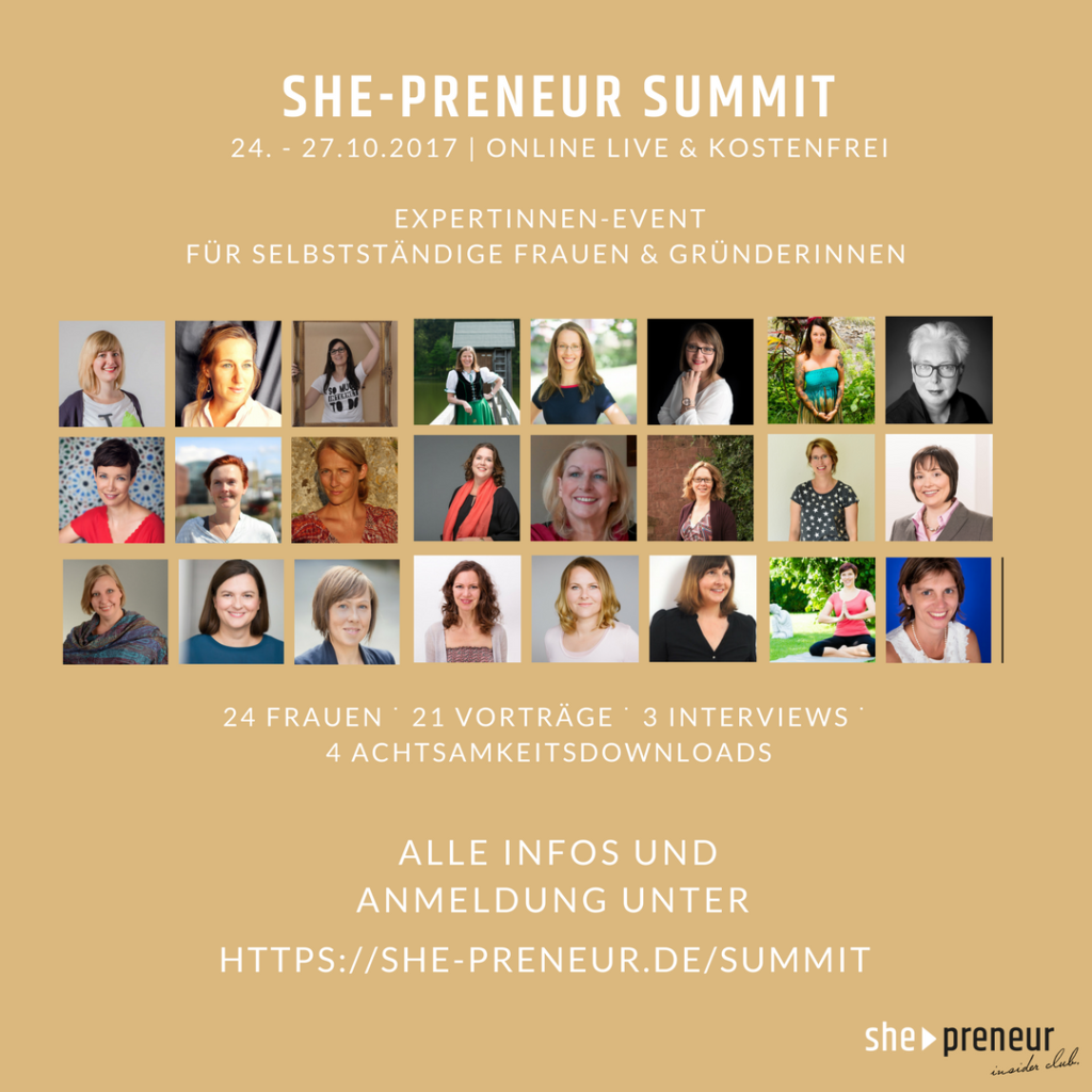 She-Preneur Summit