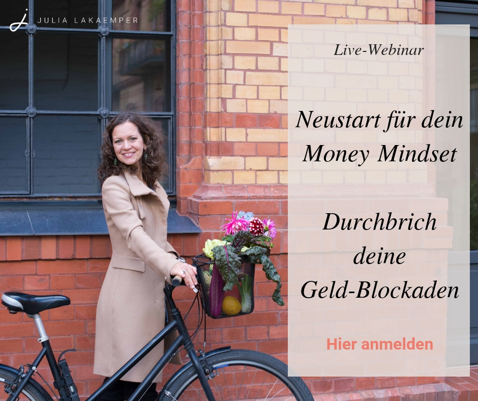 Webinar Money Mindset