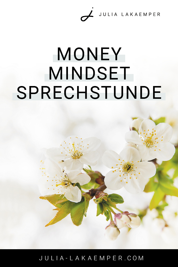 Money Mindset Sprechstunde